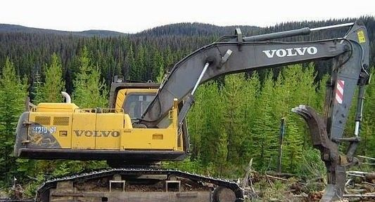 Volvo Ec210bf Excavator Service Repair Manual
