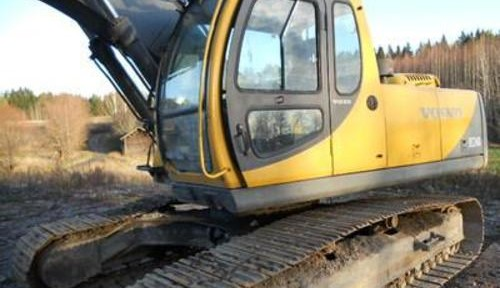 Volvo Ec240 Lc Excavator Service Repair Manual