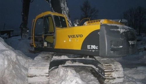 Volvo Ec290 Excavator Service Repair Manual