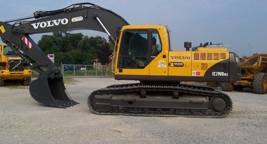 Volvo Ec290bnlc Excavator Workshop Service Repair Manual