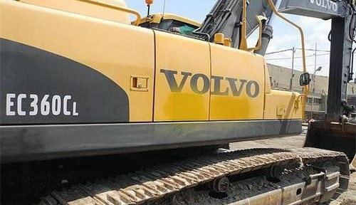 Volvo Ec360c L Excavator Service Repair Manual