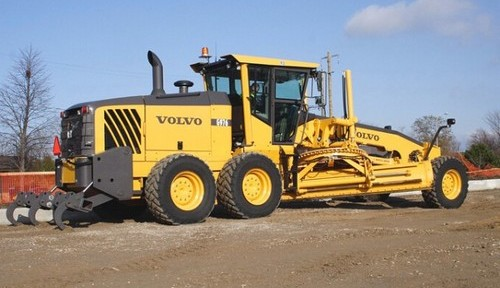Volvo G976 Motor Grader Service Repair Manual