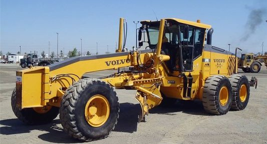 Volvo G990 Motor Grader Workshop Repair Manual