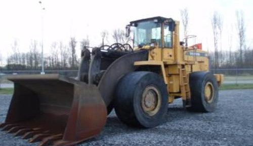 Volvo L330d Wheel Loader Service Repair Manual