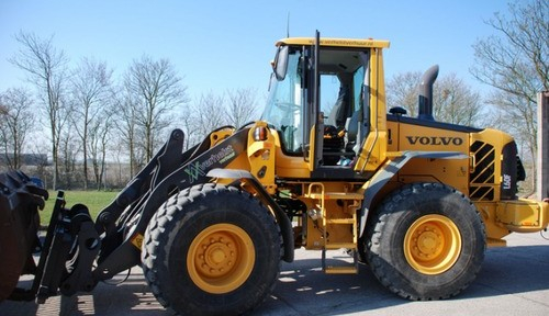 Volvo L60f Wheel Loader Service Repair Manual