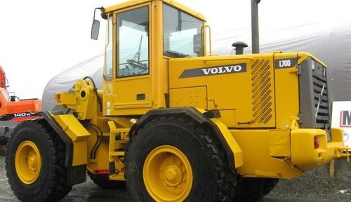 Volvo L70d Wheel Loader Full Service Repair Manual