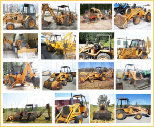 Case 480C 480CK C Tractor Loader Backhoe Parts Manual Catalog