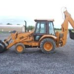 Case 580k Phase 1 Backhoe Workshop Service Repair PDF Manual