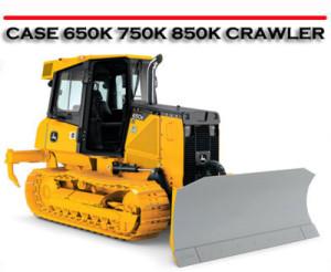 Case 650K 750K 850K Workshop Service Manual PDF Download