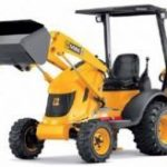 Jcb Mini Cx Backhoe Loader Service Repair Pdf Manual