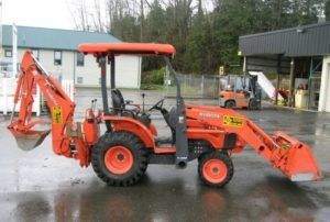 Kubota B26 Tractor Loader Backhoe Pdf Parts Manual Instant Download