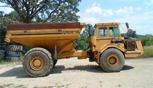 Volvo Bm A25b Articulated Dump Truck Service Repair Manual