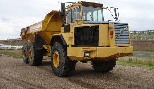 Volvo Bm A35c Articulated Dump Truck Service Repair Manual