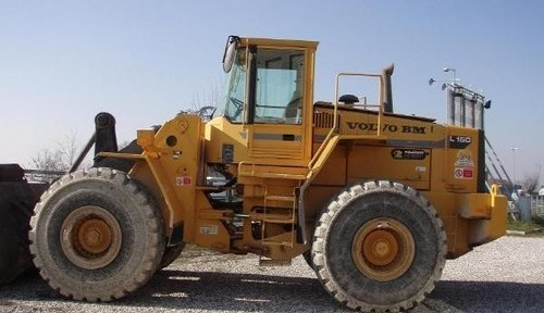 Volvo Bm L150 Wheel Loader Service Repair Manual