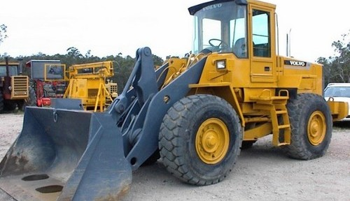 Volvo Bm L90c Wheel Loader Service Repair Manual