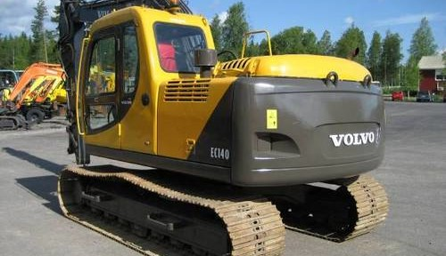 Volvo Ec140lc Excavator Service Repair Manual