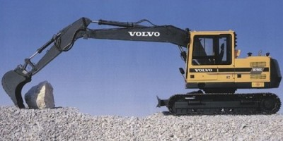 Volvo Ec150c Excavator Service Workshop Repair Manual