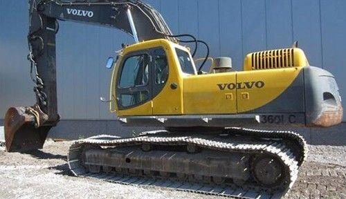 Volvo Ec360 Lc Excavator Service Repair Manual