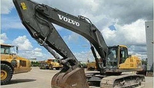 Volvo Ec460c L Excavator Service Repair Manual