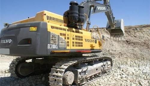 Volvo Ec700c L Excavator Service Repair Manual