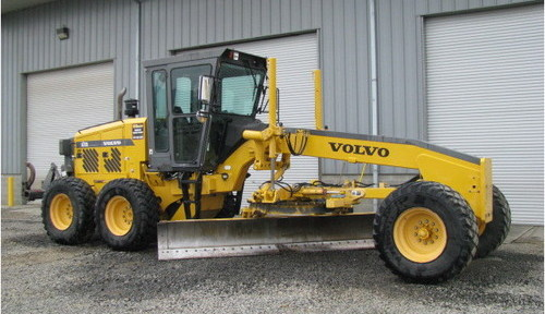 Volvo G720 Vhp Motor Grader Service Repair Manual