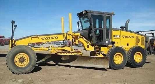 Volvo G746b Motor Grader Service Repair Manual