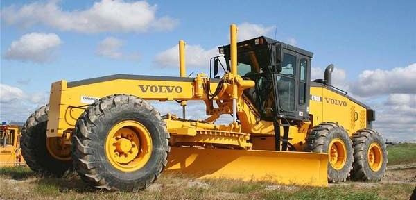 Volvo G780b Motor Grader Service Repair Manual