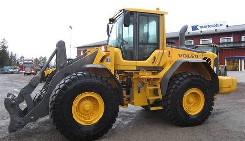 Volvo L120f Wheel Loader Service Repair Manual
