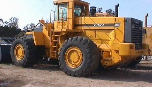 Volvo L330c Wheel Loader Service Repair Manual