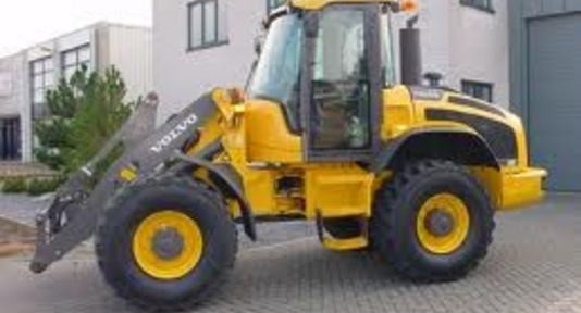Volvo L45f Compact Wheel Loader Service Repair Manual