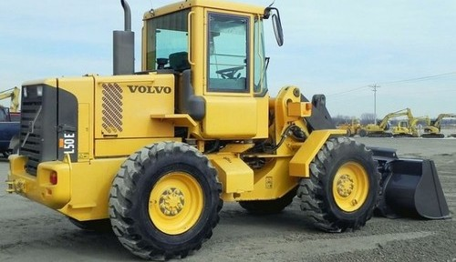 Volvo L50e Wheel Loader Service Repair Manual