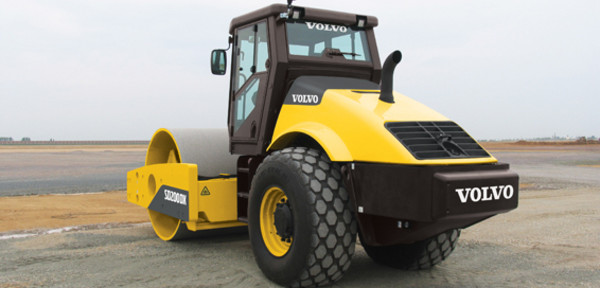 Volvo Sd200dx Soil Compactor Service Repair Manual