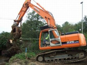 Doosan Daewoo Solar 225lc-v Excavator Workshop Service Manual