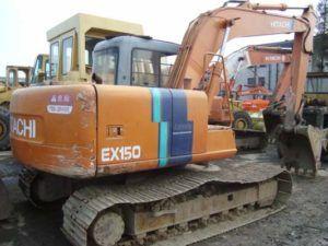 Hitachi EX150 Workshop Service Repair Pdf Manual