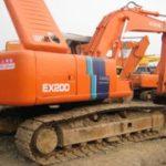 Hitachi EX200 EX200LC Parts Motors Components Manual