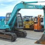 Kobelco SK60 Hydraulic Crawler Excavator Service Repair Manual – Pdf Workshop