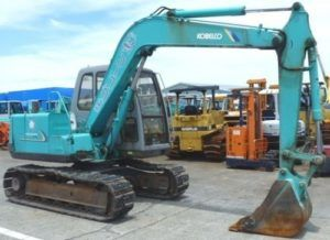 Kobelco SK60 Hydraulic Crawler Excavator Service Repair Manual - Pdf Workshop