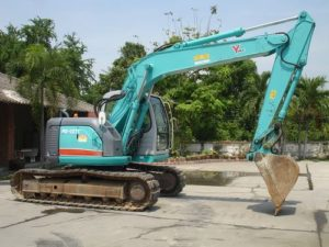 Kobelco Sk135sr-1e Hydraulic Crawler Excavator Workshop Service Repair Manual