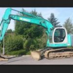 Kobelco Sk235sr-1e Crawler Excavator Workshop Repair Service Manual