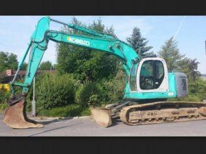 Kobelco Sk235sr-1e Crawler Excavator Workshop Repair Service Manual