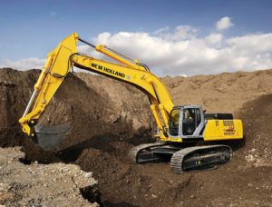 New Holland Kobelco E485 crawler excavators Factory Service Repair Manual