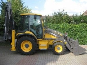Volvo Bl61b Backhoe Loader Service Parts Pdf Manual Download