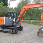 Hitachi Zaxis Zx 130k-3 130l-3 Excavator Workshop Service Manual