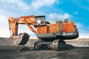Hitachi Ex5500-6 Hydraulic Excavator Factory Service Repair Manual