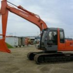 Hitachi Zaxis 110 110m 120 130 130lcn 125us 135us 135ur Excavator Service Manual