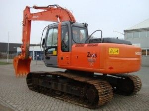Hitachi Zaxis 160lc 180lc 180lcn Excavator Service Manual
