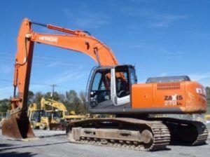 Hitachi Zaxis 230, 230lc, 240h, 240lch, 270, 270lc Excavator Operator Pdf Manual