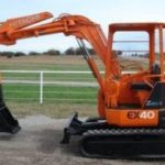 Hitachi Zaxis 30 35 40 45 Service Manual Excavator