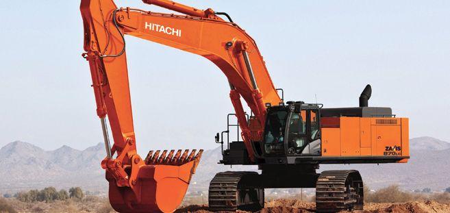 Hitachi Zaxis Zx 870lc-5g Excavator Workshop Service Repair Manual