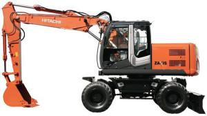 Hitachi Zx210w-3 220w-3 Zaxis Hydraulic Excavator Workshop Service Manual